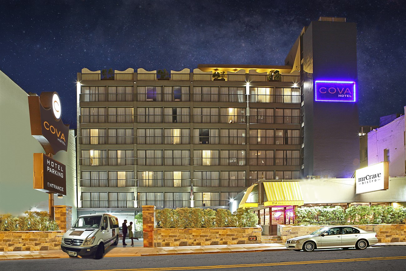 Downtown San Francisco Hotels | SFO Hotel Downtown | COVA Hotel